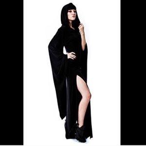 Killstar black witch dress